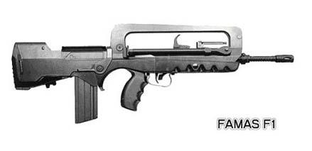 Les armes légères
